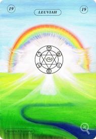 Kabbalah Engel Leuviah