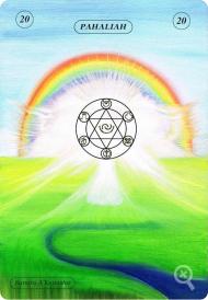 Kabbalah Engel Pahaliah