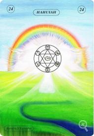 Kabbalah-Engel Hahuiah