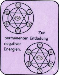 Negative Energien entladen