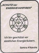 Schutz vor Energievampiren