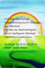 Göttliche Intelligenz der Wahrnehmung