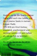 finde Gott in Dir