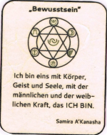 """""""Bewusstsein"""""""