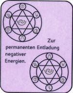 Entladungskarte für negative Energien