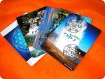 Set der PH-Wasserkarten